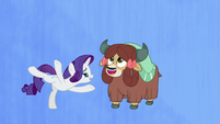 """Rarity """"part of our smart soiree"""" S9E7"""