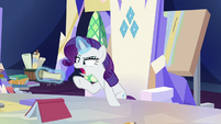 "Rarity ""your brother will win"" S9E4"