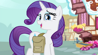 Rarity -A good designer never reveals her tricks- S4E23