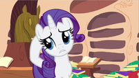 Rarity I suppose S2E21