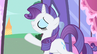 Rarity all over Equestria S1E20