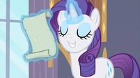 Rarity need help S2E9
