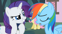 Rarity say so myself S2E8