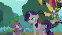 Roc casts its giant shadow on Rarity S8E11