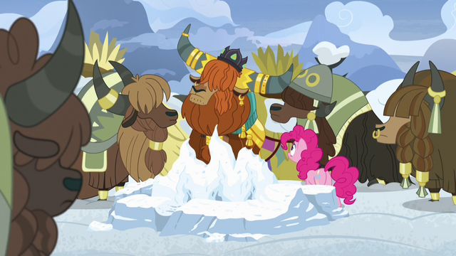 File:Rutherford and yaks turn heads away from Pinkie S7E11.png