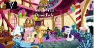 S04E18 Rainbow Dash i Twilight Sparkle nie mają skrzydeł