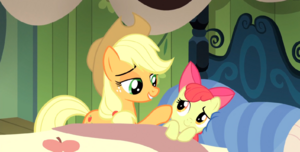 S05E04 Kołysanka dla Apple Bloom