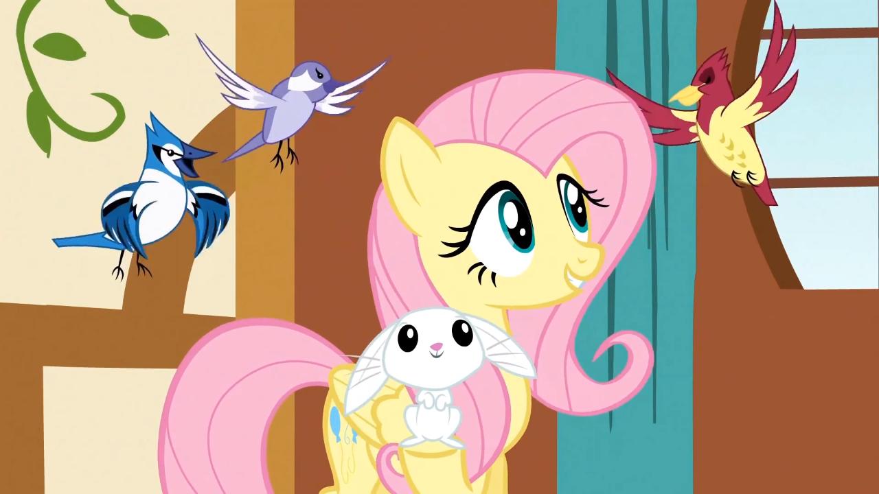 Fluttershy | My Little Pony: La Magia de la Amistad Wiki | FANDOM ...
