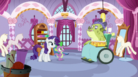 Sludge in Carousel Boutique S8E24