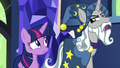 """Star Swirl """"unless you have a better idea..."""" S7E26.png"""