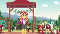 Sunset Shimmer --not that she has any-- EG4