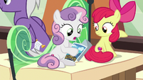 "Sweetie Belle ""I don't know if I'd like"" S8E6"