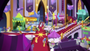 The Grand Equestria Pony Summit S5E10