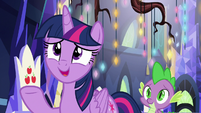 "Twilight ""helping us an awful lot"" S9E13"