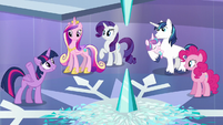 Twilight --The crystal library is enormous!-- S6E2
