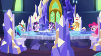 "Twilight Sparkle ""it'll be like they never left"" S7E25"