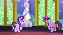 "Twilight Sparkle ""you might be surprised"" S7E24"