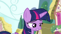 Twilight feeling useless again S4E25