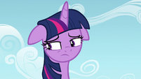 Twilight looking even more discouraged S7E14
