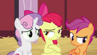 Apple Bloom -I know what this is- S8E10