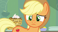 "Applejack ""no wonder you were so worked up"" S5E4"
