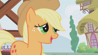 "Applejack ""one more try"" S1E04"