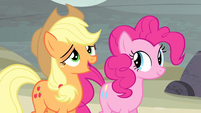 Applejack -we brought real friendship to these here ponies- S5E2