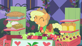 Applejack happy to make first sale 3 S1E26.png