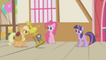 Applejack takes the trophy home S1E04.png