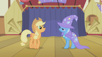 Applejack top that missy S01E06