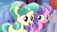 Crystal Foal 2 --tell the one about the Equestria Games!-- S6E1
