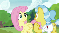Dr. Fauna very pleased by the sanctuary S7E5