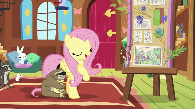 """File:Fluttershy """"do it my way this time"""" S7E5.png"""