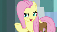 "Fluttershy ""really telling the truth"" S9E21"
