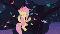 Fluttershy with birds S2E9.png