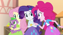 """Pinkie Pie """"those are the ones!"""" EGS2"""