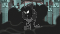 Pony of Shadows forms out of the darkness S7E26