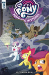 Ponyville Mysteries issue 3 cover B