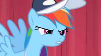 "Rainbow Dash ""So the final"" S2E07"