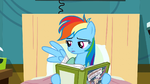 """Rainbow Dash """"right there with you, sister"""" S2E16"""