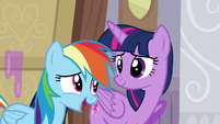 "Rainbow Dash ""they don't really need"" S8E16"