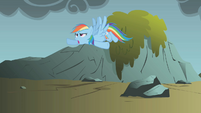 Rainbow Dash -time to stop wasting time- S1E07