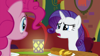 Rarity --not sure there's much you and I can do-- S6E12