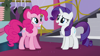Rarity -I actually have been working very hard!- S5E14