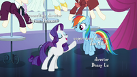 Rarity -Rainbow Dash is here to fly with them- S5E15