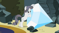 Rarity giant diamond S2E01