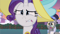 Rarity now what S2E9