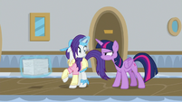 Rarity realizes she's been scammed S8E16