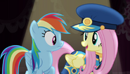 S04E21 Fluttershy jako Fairy Flight