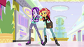 Sunset Shimmer grabs Starlight's ice cream EGS3.png